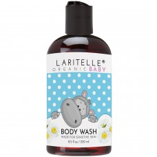 Laritelle Organic Unscented Body Wash 8.5 oz