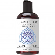 Laritelle Organic Unscented Conditioner Herbal Magic 8.5 oz