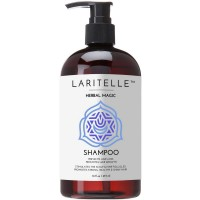 Laritelle Organic Unscented Shampoo Herbal Magic 16 oz