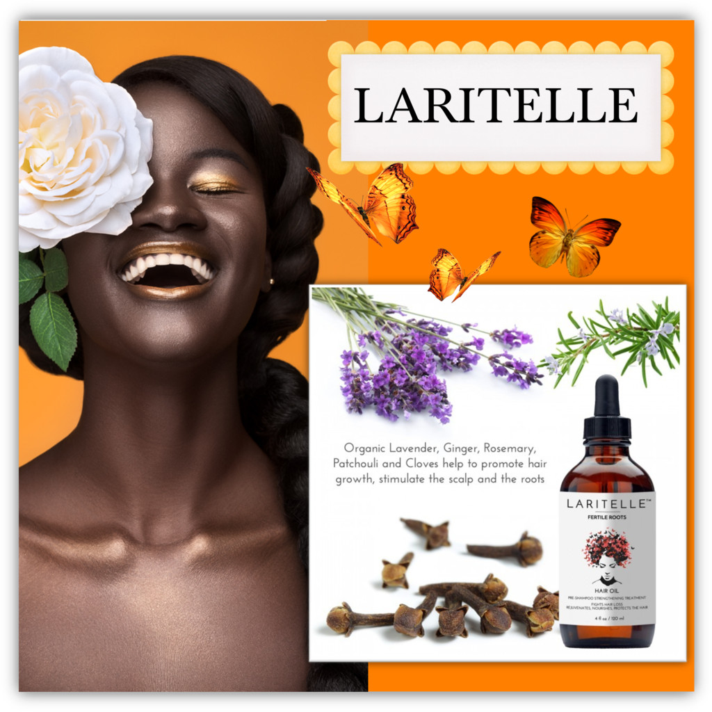 Feel beautiful with Laritelle